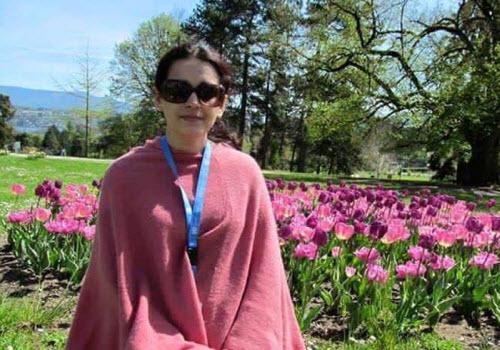 Saima Saleem, The First Blind CSS Officer