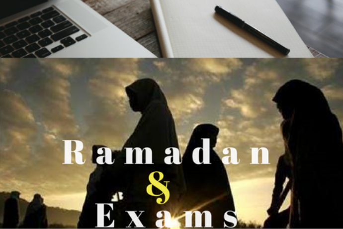 Ramadan and Exam….a tough combination for young students!