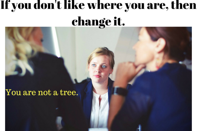 How to Change your Job or Field