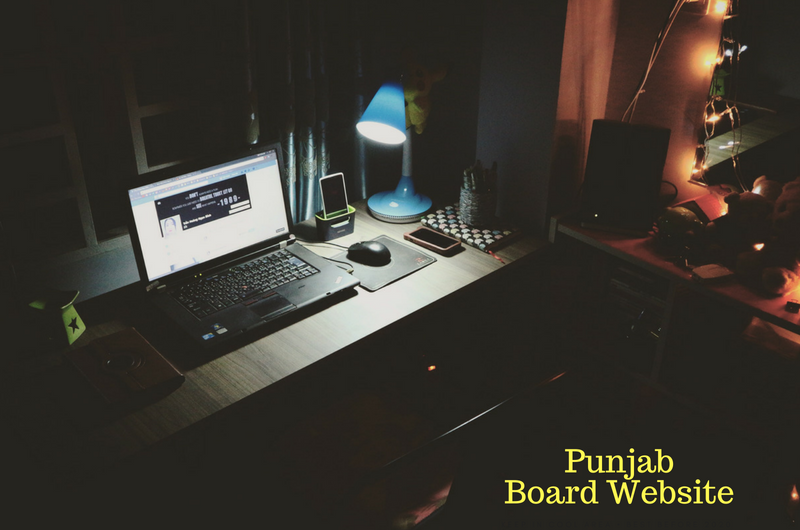 Punjab Board Websites