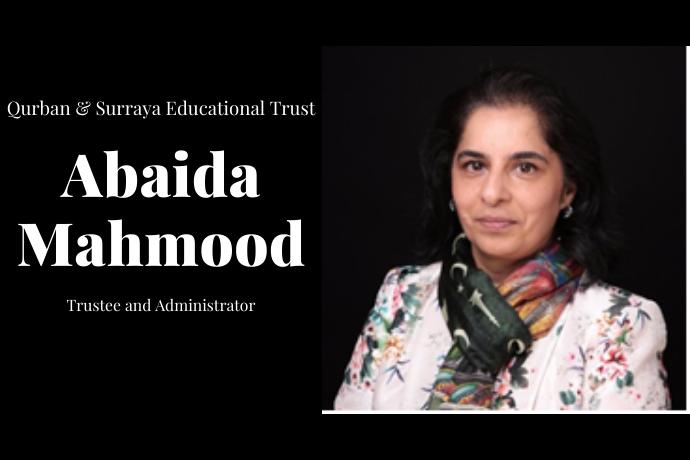 Interview with Abaida Mahmood