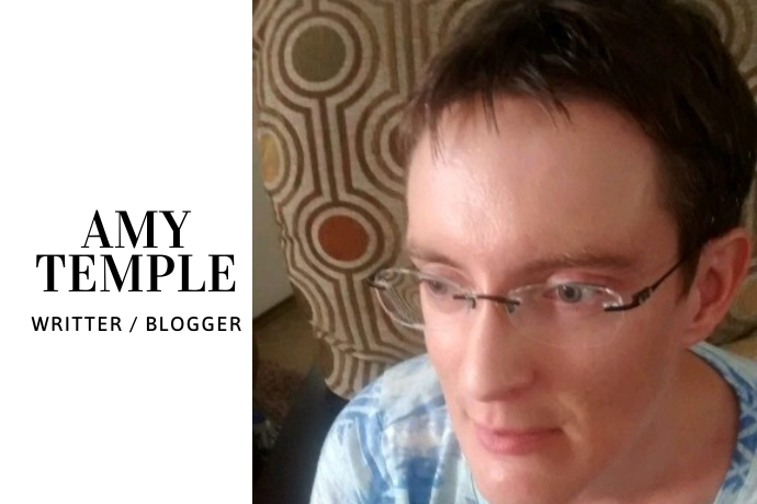 Amy Temple – Writer And Blogger