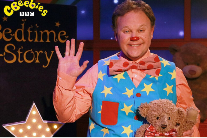 """Cbeebies' Bedtime Stories uses """"Makaton"""" for Communication"""