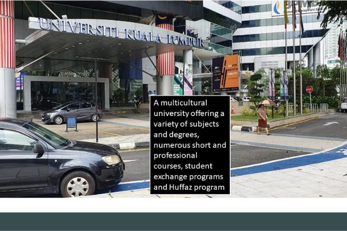 University of Kuala Lumpur – Malaysia