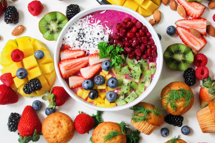 How healthy eating affects child's performance?