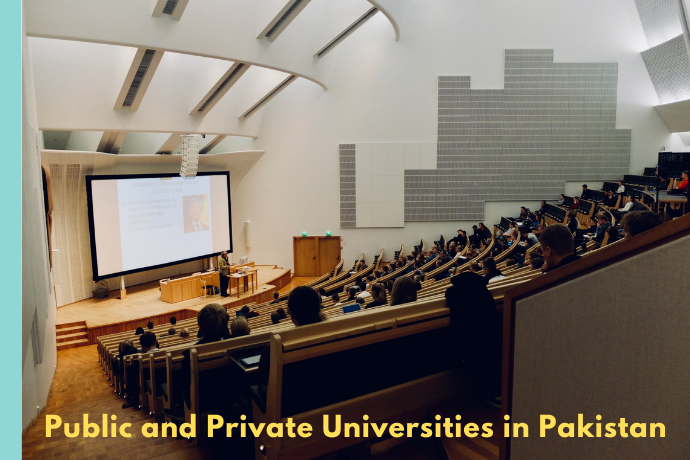 Quality of Education in Public and Private Universities in Pakistan