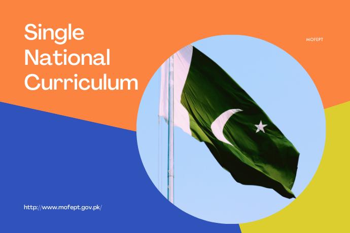 Single National Curriculum in Pakistan